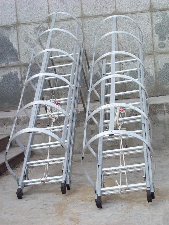 200kg Load Capacity Marine Boarding Ladder Safety Vertical Access Ladders