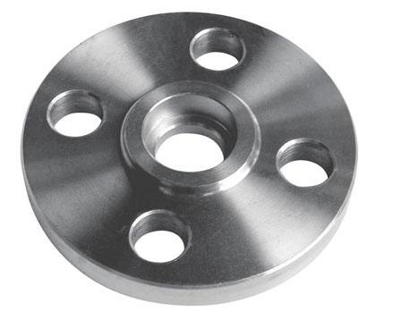 Socket Weld Flange Metal Processing Machinery Parts High Precision