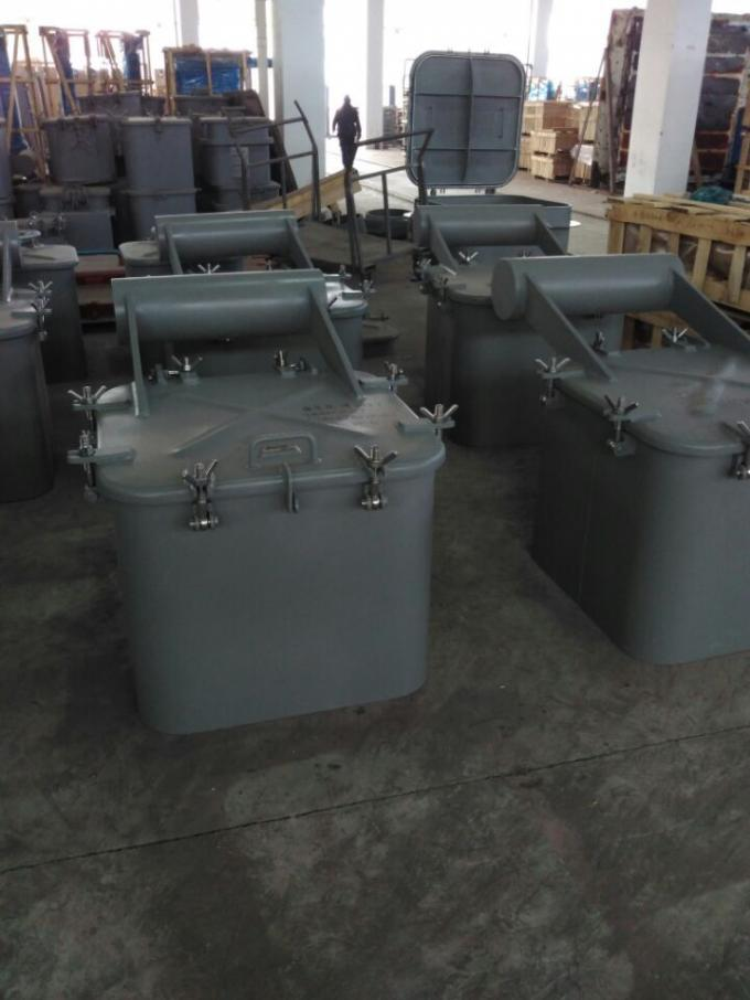 A60 Fireproof Marine Hatch Covers Marine Watertight Hatch Covers