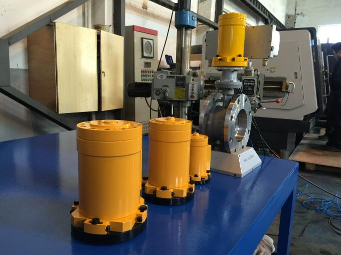 IP67 Marine Steel Products Rotary Actuator Used Valve Remote Control System