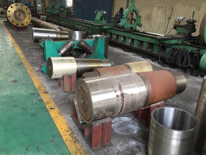 Material A Class Steel Marine Propeller Shaft & Sleeve For Sea going Ships