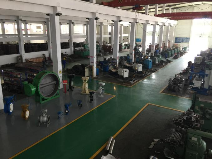 Manual Operated Marine Steel Products Marine Butterfly Valves High Performance