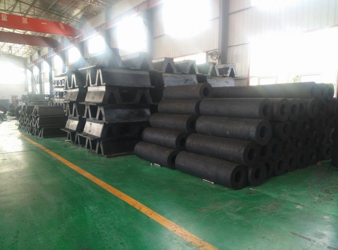 Marine Reasonable Rubber Elements Energy Absorption CY Type Rubber Fender