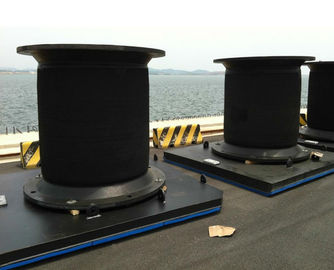 China Long Service Time Rubber Marine Fenders RSS 3# SC Cell Type For Ship Alongside supplier
