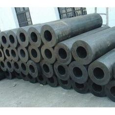 China Cylindrical Type Rubber Fenders Applicable For Different Marine Docks supplier