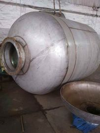 China Vertical Pressure Vessel Tank Customized Stainless Steel Storage Tank supplier