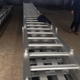 China ABS Marine Boarding Ladder Aluminum Accommodation Ladder For Ship supplier