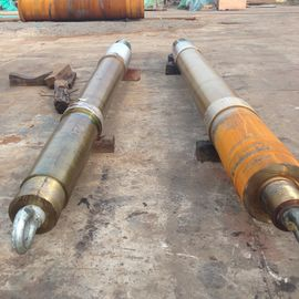 China Custom Forged Steel Marine Rudder Shaft For Ships Rudder System supplier