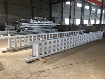 China ODM Aluminum Alloy Marine Boarding Ladder Accommodation Ladder supplier