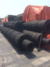 China Easy Installation Tugboat Rubber Fenders For Tugboats , Shock Absorption supplier