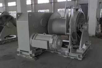 China Marine Deck Equipment Symmetrical Type Electric Anchor Windlass supplier