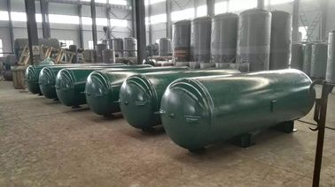 China ASME Standard Vertical / Horizontal Pressure Vessel Sealed Tank Customized supplier