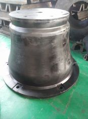 China Natural rubber RSS 3# Marine Fendering Super Cone Type Rubber Fenders Super Cell Type Rubber Fender supplier