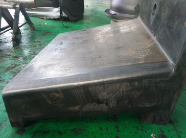 China Marine Unit Elements Type Rubber Fender With PE Face Pads For Harbour Fendering supplier