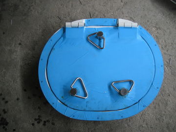 China Marine Aluminum Alloy Small Hatch Covers Marine Access Manhole Covers supplier