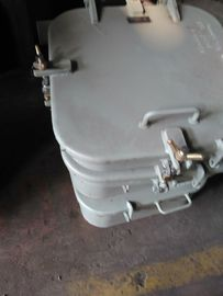 China Steel Material Marine Hatch Cover Small Weathertight Marine Deck Hatch supplier