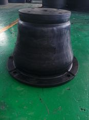 China Marine Cone Type Rubber Dock Fenders Marine Port Cone Type Rubber Bumpers supplier