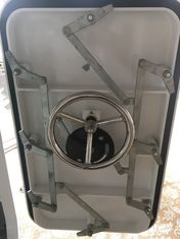 Quick Action Single Leaf Marine Access Door Marine A60 Fireproof Watertight Door & Quick Action Single Leaf Marine Access Door Marine A60 Fireproof ...