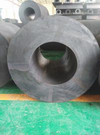China Marine Port Cylinder Type Rubber Fender Easy Installation Boat Fender Rubber supplier