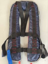 China Marine Life Saving Safety Equipment Marine Safety Inflatable Life Jackets Life Vest supplier