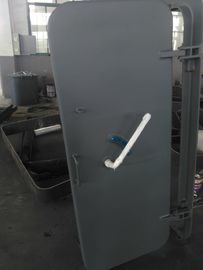 China A60 Single Handle Marine Steel Weathertight Boat  Doors Quick Opening & Closing supplier