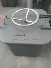 China Steel Small Marine Hatch Cover , Marine Ship Weathertight Boat Hatch Cover supplier