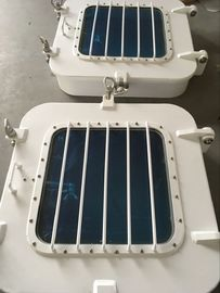 China Ship Weathertight Boat Marine Hatch Cover Marine Steel Hatch With Window supplier
