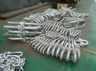China Cusomized Steel Products For Marine Fendering System U Bolt Anchorage Bolt supplier