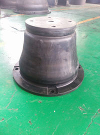 China H500 Model Marine Cone Type Rubber Fender For Marine Port Fendering System supplier