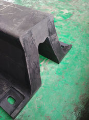 China Marine Dock Rubber Fender Marine Arch Rubber Fender With Marine Fender Panel supplier