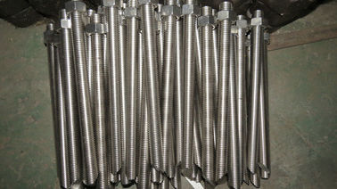 China Cusomized Marine Bollard Steel Fittings Products Stainless Steel Anchorage Bolt supplier