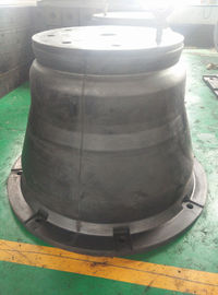 China Marine Cone Type boat dock fenders Marine Damper For Marine Port Fendering supplier