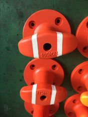 China SWL 150KN Cast Steel Marine Tee Head Bollards Marine Dock Mooring Bollards supplier