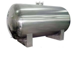 China Stable Performance Stainless Steel Pressure Tank, Compressor Air Customized Tank supplier