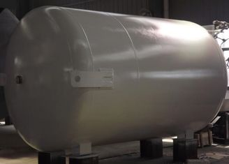 China Low Temperature Pressure Vessel Tank, High Quality Horizontal Storage Tank supplier
