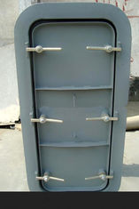 China Marine Steel Weathertight Doors Customized Singe Leaf Marine Access Doors supplier