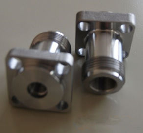 China High Accuracy Metal Fabrication Parts CNC Milling / Lathe Parts supplier