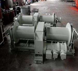China Electric Boat Anchor Winch Marine Deck Equipment 30KN to 400KN supplier