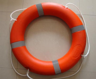 China Marine Life Saving Equipment For Rescue , Life Buoy Rescue Ring / Marine Life Buoy supplier