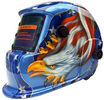 Adjustment Solar Lightweight Auto Darkening Welding Helmet / Mask