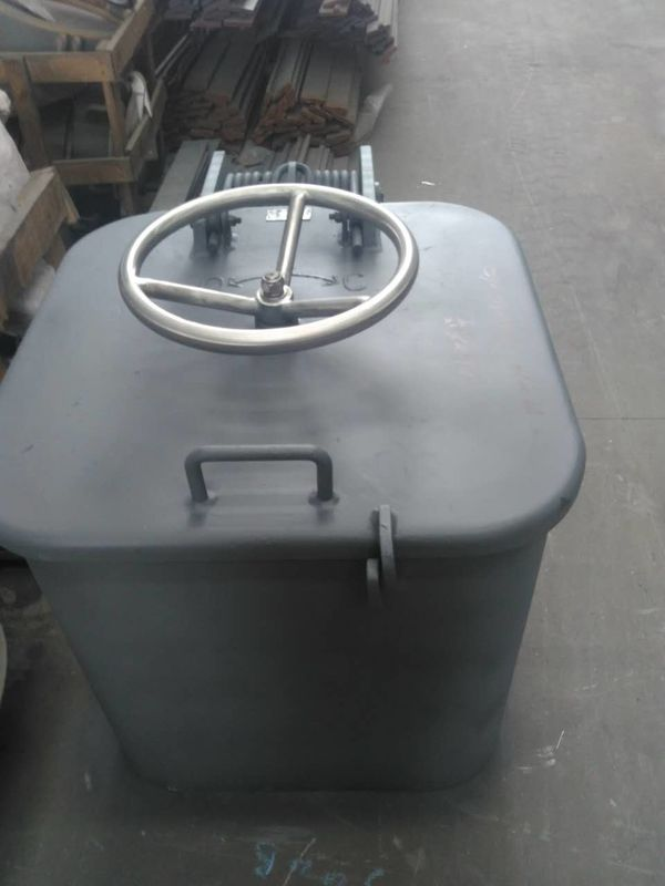 Fire Proof Weathertight Steel Small Boat Hatch Covers