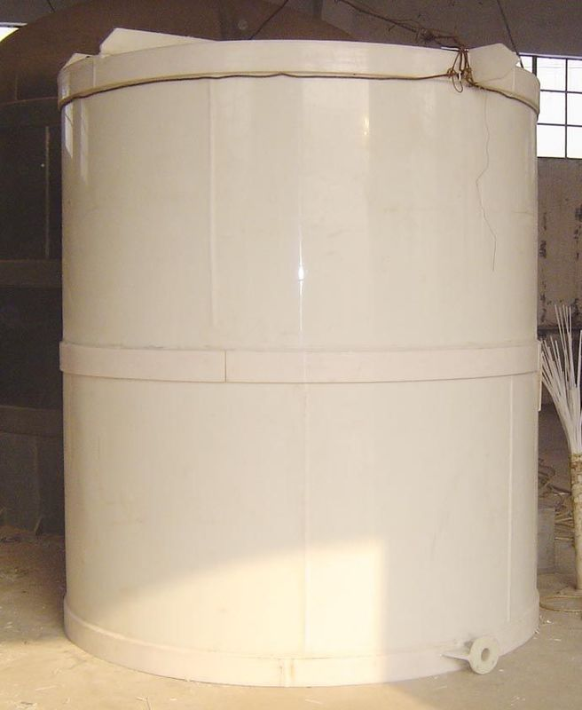 Chemical Foldable Plastic Closed Pressure Vessel Tank Pp