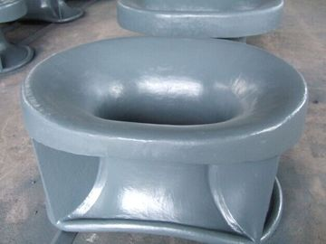 China Ships Mooring Components Marine Cast Steel Panama Chocks Type distributor