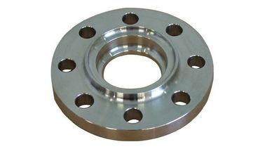 China Socket Weld Flange Metal Processing Machinery Parts High Precision distributor