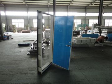 China Aluminium Hollow Access Marine Doors , Ships Weathertight Cabin Doors factory