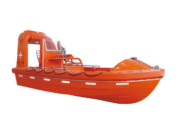 China FRP Marine Life Saving Equipment Outboard / Inboard Engine Marine Rescue Boat distributor