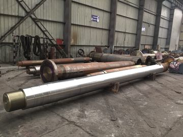 China OEM Service Marine Propeller Shaft And Rudder Shaft Chrome Plating distributor