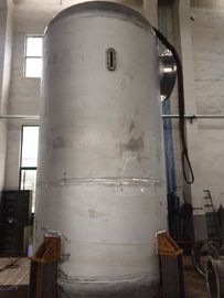 China Vertical Type Pressure Vessel Tank Stainless Steel Storage Tank For Liquid Product distributor