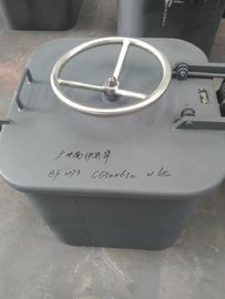 China Steel Small Marine Hatch Cover , Marine Ship Weathertight Boat Hatch Cover distributor
