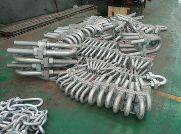 China Cusomized Steel Products For Marine Fendering System U Bolt Anchorage Bolt distributor